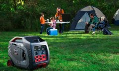 Picking The Best Generator for Camping & RV